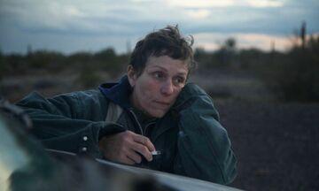 Το «Nomadland» καλύτερη ταινία της χρονιάς για την Ένωση Κριτικών της Αμερικής