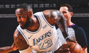 NBA: Το... θρίλερ Ουόριορς - Ράπτορς, το πάρτι των Λέικερς (αποτελέσματα, βαθμολογίες, highlights)