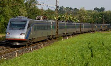 Αθήνα - Θεσσαλονίκη: Φτάνει το πρώτο «Ιταλικό» τρένο υψηλών ταχυτήτων (vid)