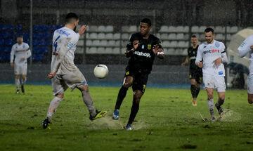 ΠΑΣ Γιάννινα - Άρης 0-0: Νίκησε η βροΧή... - Στο +8 ο Ολυμπιακός (highlights)