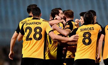 Λαμία - ΑΕΚ 0-1: Κερδίζει... αγκομαχώντας (Highlights)