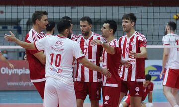 Volley League Ανδρών: Δεν αλλάζει το σύστημα διεξαγωγής - Ντέρμπι Φοίνικα-Ολυμπιακού στην πρεμιέρα