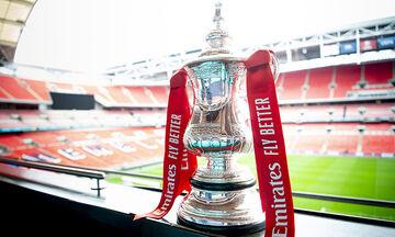FA CUP: H κλήρωση στον 4ο και 5ο γύρο - Μάντσεστερ Γιουν - Λίβερπουλ το μεγάλο ματς (pic)