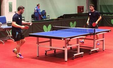 Πινγκ πονγκ: Εννέα προκρίσεις από το προολυμπιακό τουρνουά της Ευρώπης
