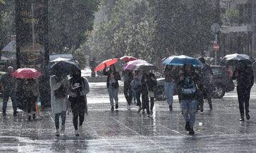 Καιρός: Πτώση της θερμοκρασίας - Πού αναμένονται βροχές και καταιγίδες
