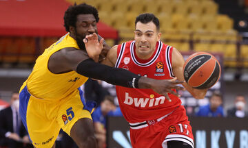 EuroLeague: Δύσκολη «μάχη» στο Τελ Αβίβ για Ολυμπιακό