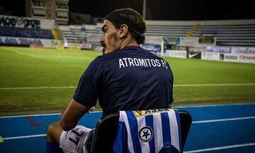 Λάζαρος Χριστοδουλόπουλος: Τα έχει 400!