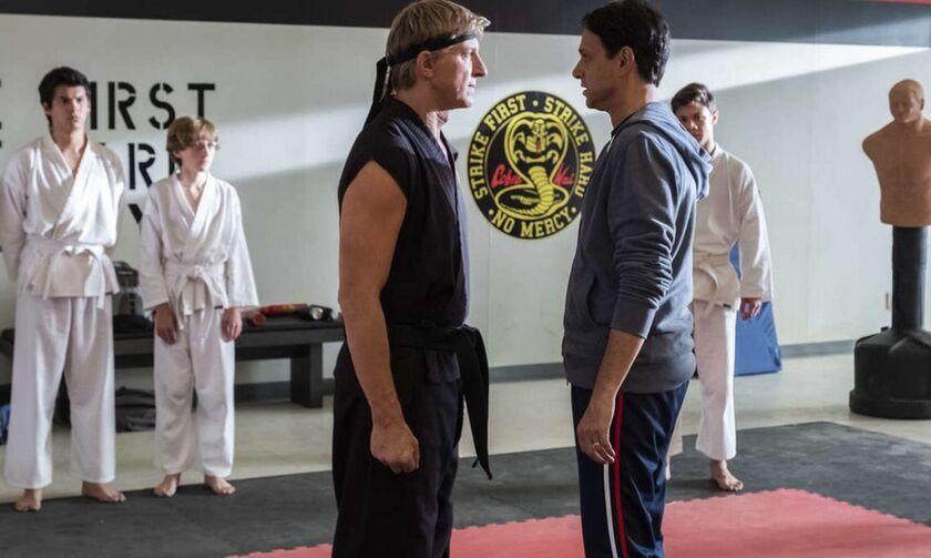 Netflix: Πού βρίσκεται η 4η σεζόν του Cobra Kai; Tι αποκάλυψαν οι συντελεστές της σειράς