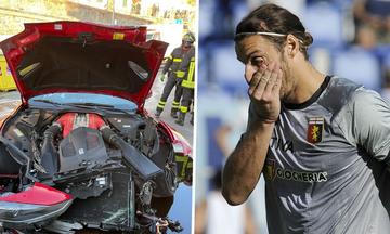 Φεντερίκο Μαρκέτι: Του γύρισαν διαλυμένη τη Ferrari που πήγε για πλύσιμο (vid)