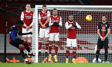 Premier League: Boring boring Άρσεναλ, 0-0 με την Κρίσταλ Πάλας (Highlights)!