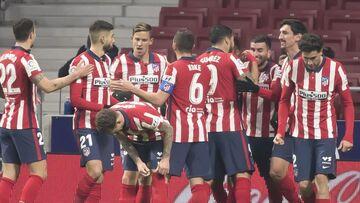 La Liga: Ξεμάκρυνε στο +4 η Ατλέτικο Μαδρίτης με το 2-0 επί της Σεβίλλης (highlights)!