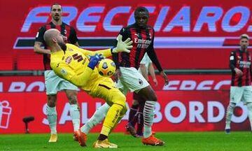 Κύπελλο Ιταλίας: Η Μίλαν, 5-4 στα πέναλτι την Τορίνο, πέρασε στα προημιτελικά