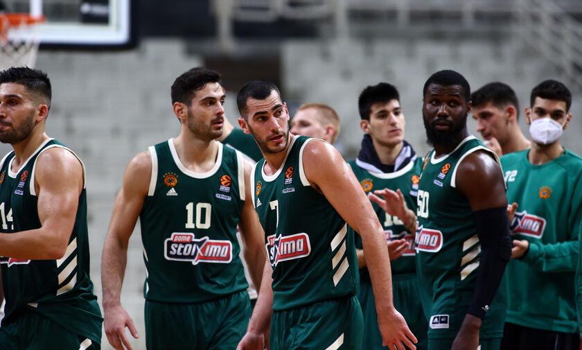 EuroLeague: Να σταματήσει την κατρακύλα με Βιλερμπάν  ο Παναθηναϊκός