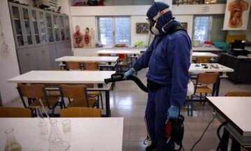 Κορονοϊός: Κρούσματα ξανά σε σχολεία - Έκλεισαν τμήματα