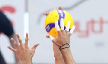 Volley League: Το πρόγραμμα και οι διαιτητές της 3ης αγωνιστικής