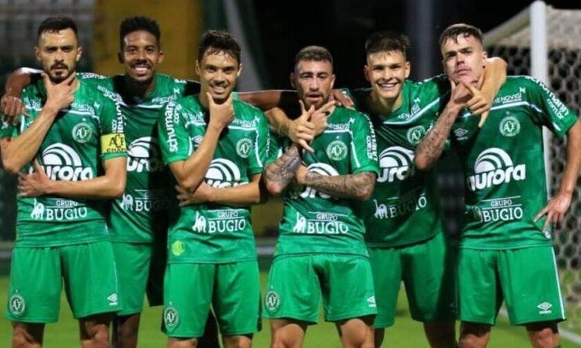Επιστροφή της Τσαπεκοένσε στην 1η Κατηγορία της Βραζιλίας!
