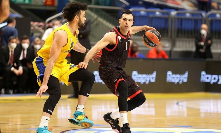 Το πανόραμα της EuroLeague: Εδραιώθηκε στην οκτάδα ο Ολυμπιακός (Κατάταξη, αποτελέσματα, highlights)