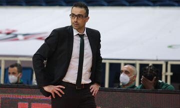 Χαραλαμπίδης: «Το αξίζει ο σύλλογος»