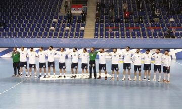 Ήττα για την Εθνική από τη Σερβία (31-21)