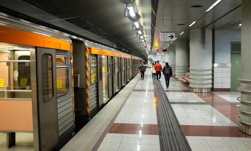 Μετρό: Κλειστός από τις 10:00 ο σταθμός «Πανεπιστήμιο»