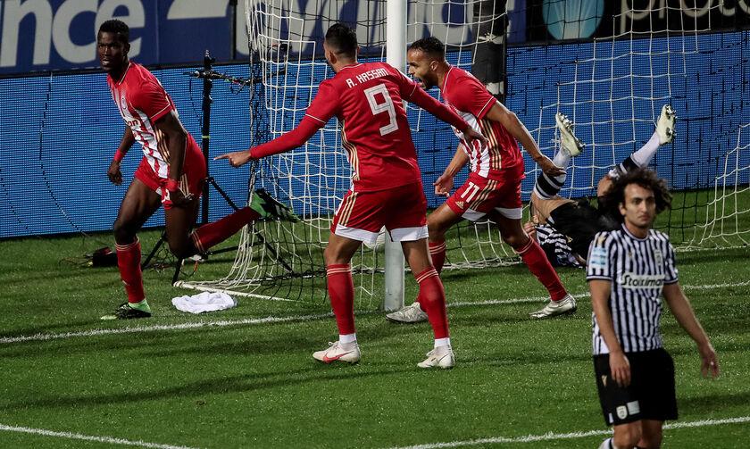 Ουσεϊνού Μπα: Το δεύτερο γκολ της καριέρας του, 26 μήνες μετά...