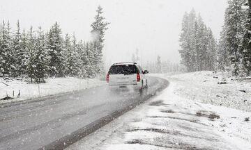 ΕΜΥ: Έκτακτο δελτίο για την κακοκαιρία «Λέανδρος» με πυκνές χιονοπτώσεις και θυελλώδεις ανέμους