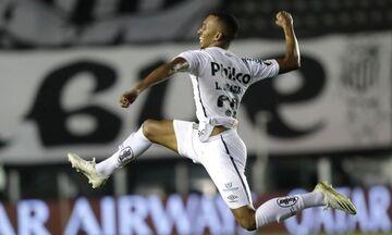 Copa Libertadores: Βραζιλιάνικος «εμφύλιος», ο τελικός, με Σάντος - Παλμέιρας στο «Μαρακανά»!