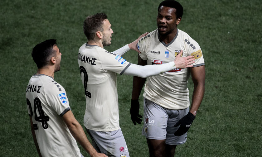 Super League 1: Ανέβηκε δεύτερη η ΑΕΚ, στο -9 από τον Ολυμπιακό (βαθμολογία, highlights)
