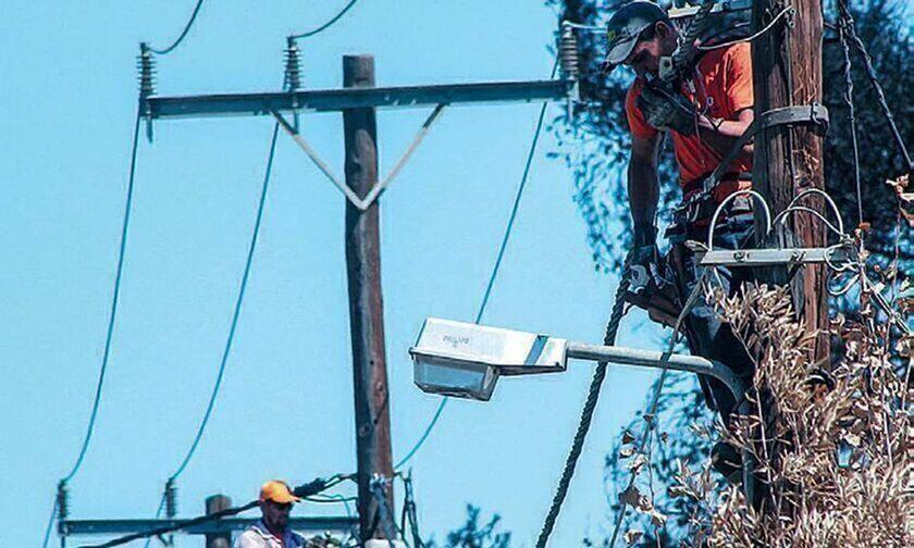 ΔΕΔΔΗΕ: Διακοπή ρεύματος σε Άλιμο, Βύρωνα, Χαλάνδρι, Κηφισιά, Αγία Παρασκευή, Ίλιον, Ασπρόπυργο