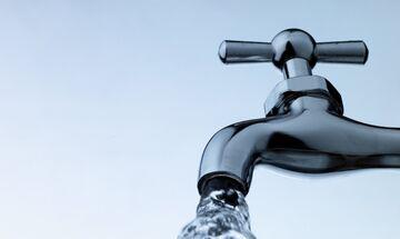 ΕΥΔΑΠ: Διακοπή νερού στη Νέα Ιωνία