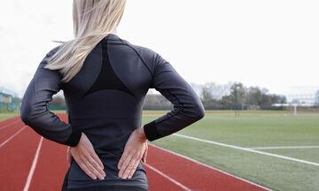 Ο πόνος στον αθλητή