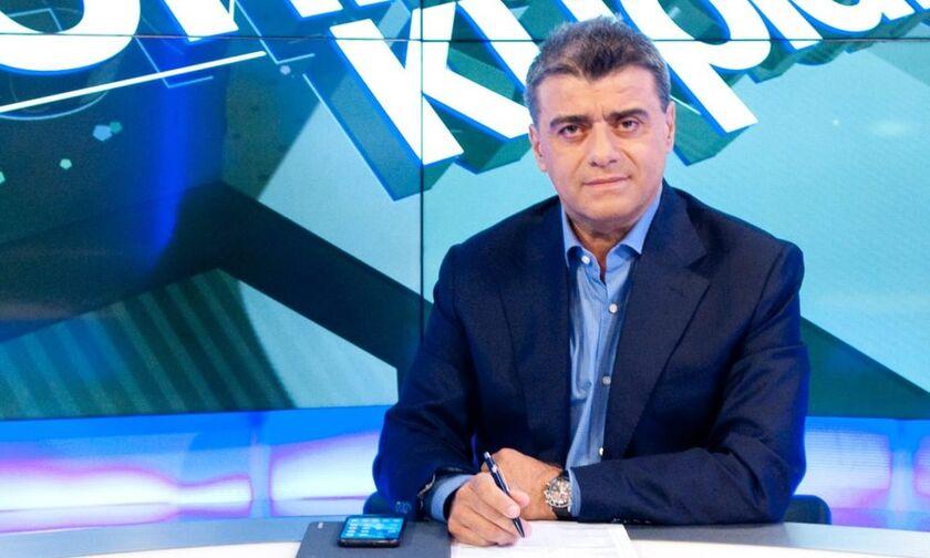 Συνεχίζει με Λυκουρόπουλο και… Super League 2 η ΕΡΤ