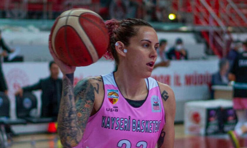Εθνική Γυναικών: Κλήθηκε και η Τζάκι Γέμελος για τα τελευταία ματς των προκριματικών του Ευρωμπάσκετ
