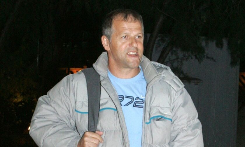 Ο Στράτος Αποστολάκης στο MEGA
