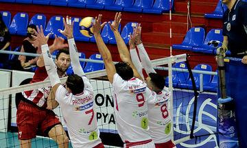Φοίνικας Σύρου-Ολυμπιακός 3-2: Οι Συριανοί είπαν την τελευταία λέξη(highlights)