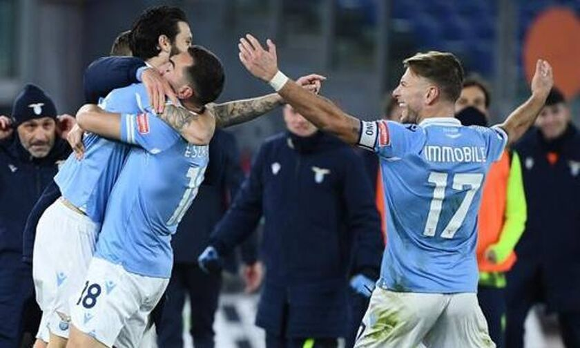 Serie A: Θρίαμβος της Λάτσιο (3-0) στο ντέρμπι με την Ρόμα (Highlights)