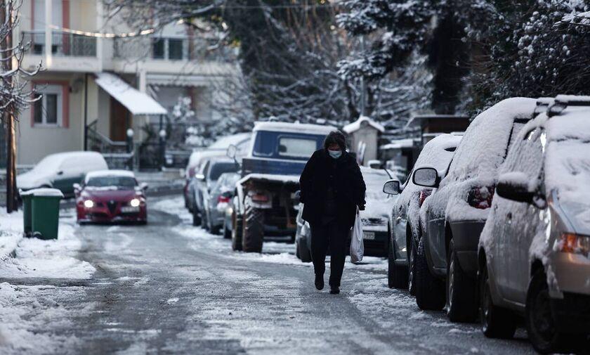 Καιρός: Συνεχίζεται η κακοκαιρία - Χιόνια, καταιγίδες και χαμηλή θερμοκρασία