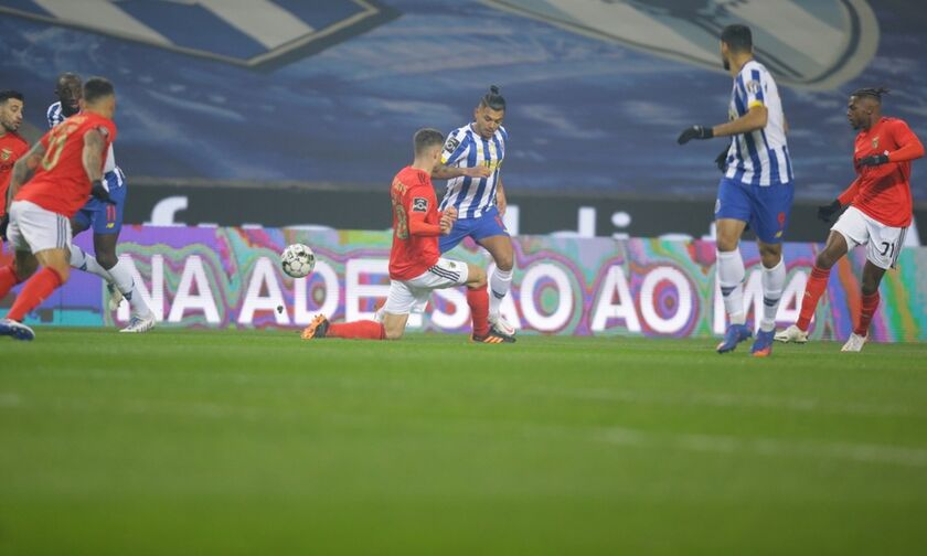 Πόρτο - Μπενφίκα 1-1: Βολικό «Χ» για τη Σπόρτινγκ (highlights)