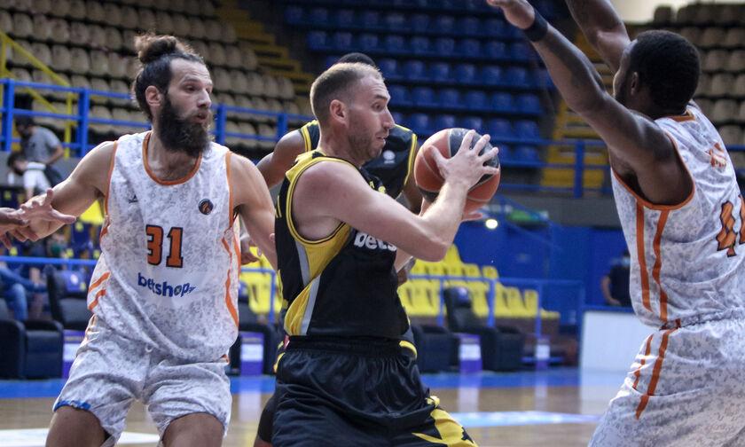 Basket League: Εξ αναβολής ματς ΑΕΚ και Προμηθέα στο ΟΑΚΑ