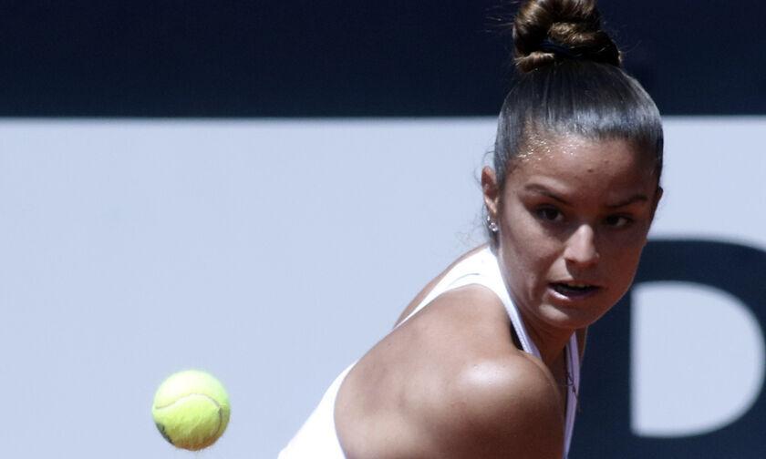 Σε καραντίνα η Μαρία Σάκκαρη λίγες ημέρες πριν από το Australian Open