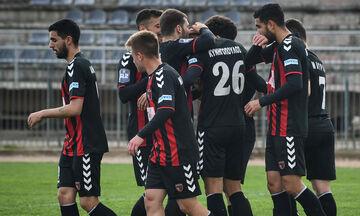 Παναχαϊκή - Τρίκαλα: Το γκολ του Μπάτροβιτς για το 1-0 (vid)