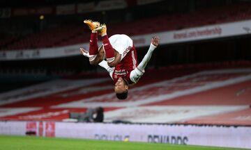 Premier League: «Ξύπνησε» ο Oμπαμεγιάνγκ, «πέταξε» η Άρσεναλ (highlights)!