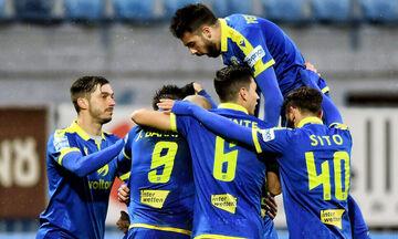 Αστέρας Τρίπολης - Παναιτωλικός 2-0: «Ζεστάθηκαν» με νίκη και παγιώθηκαν 6οι οι Αρκάδες (Ηighlights)