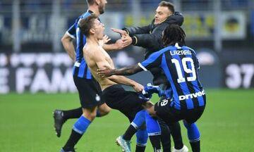 Serie A: Θρίαμβος της Ίντερ, 2-0 τη Γιουβέντους και...έπιασε τη Μίλαν - Εξάρα η Νάπολι (highlights)