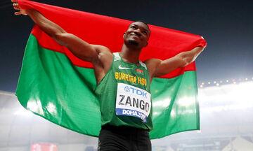 Κλειστός Στίβος: Παγκόσμιο ρεκόρ ο Ζανγκό στο τριπλούν!