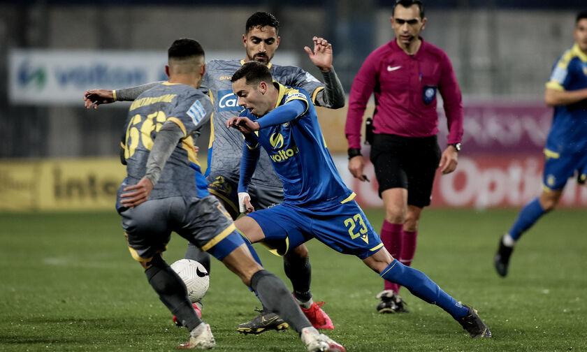 Αστέρας Τρίπολης - Παναιτωλικός: Ο Λουίς Φερνάντεθ σκοράρει το 2-0 (vid)