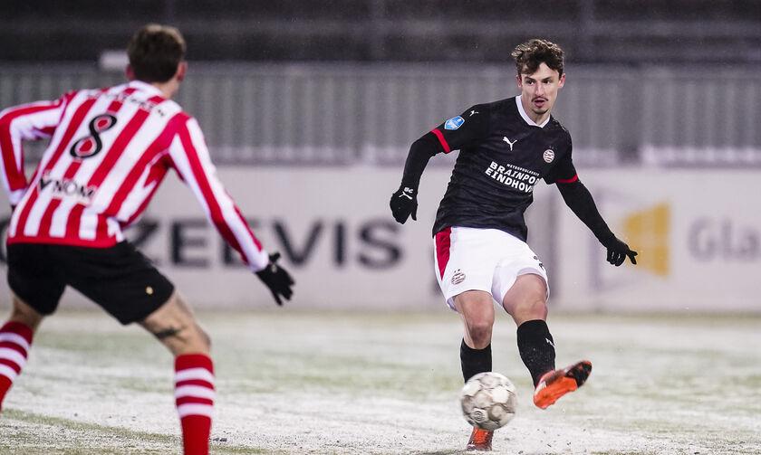 Σπάρτα Ρότερνταμ - Αϊντχόφεν: Mε γκολ του Μάουρο Τζούνιορ η PSV ισοφαρίζει 1-1 (vid)