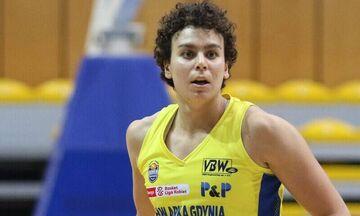 Άρτεμις Σπανού: Στο εξωτερικό το μόνο που σκέφτεσαι είναι το μπάσκετ (pics)