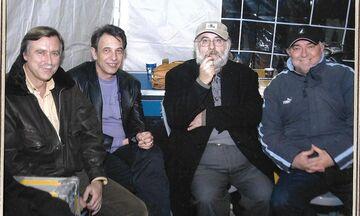 Θάνος Μικρούτσικος: Το στούντιο στην πυλωτή όπου γεννήθηκαν αθάνατα τραγούδια