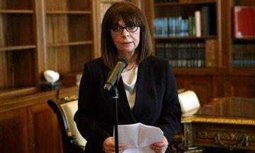 Σοφία Μπεκατώρου: Συνάντηση με την Πρόεδρο της Δημοκρατίας